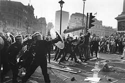 poll tax riot london 1989