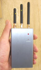 RX9000 Cell phone jammer